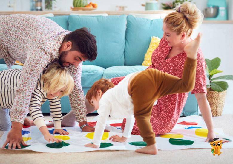Скарбничка ігор для домашнього вжитку, які сподобаються дітям і дорослим на Learning.ua