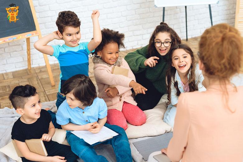 Интеллектуальное развитие детей вместе с Learning.ua