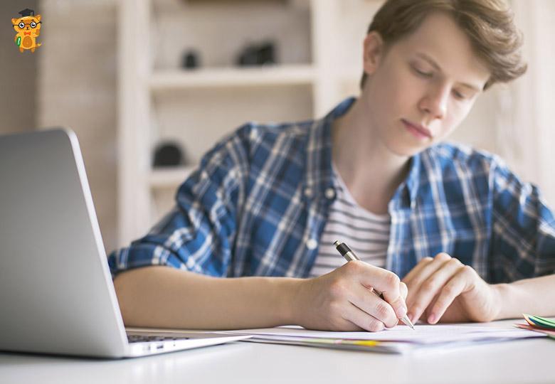 Написание творческого задания вместе с Learning.ua