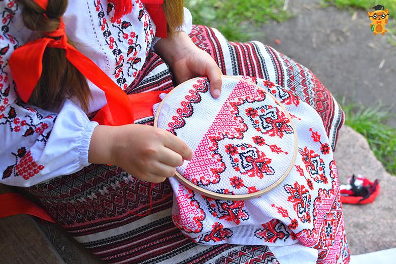 15 интересных фактов об украинской вышивке на Learning.ua
