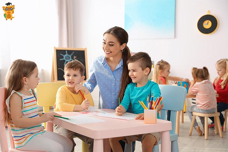 Возвращение в детский садик: советы от психологов на Learning.ua