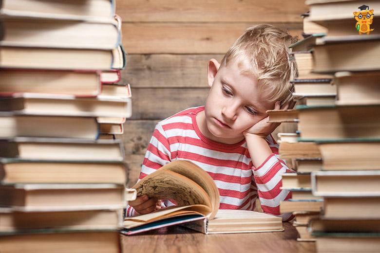 Как отучить ребенка читать? - антисоветы на Learning.ua