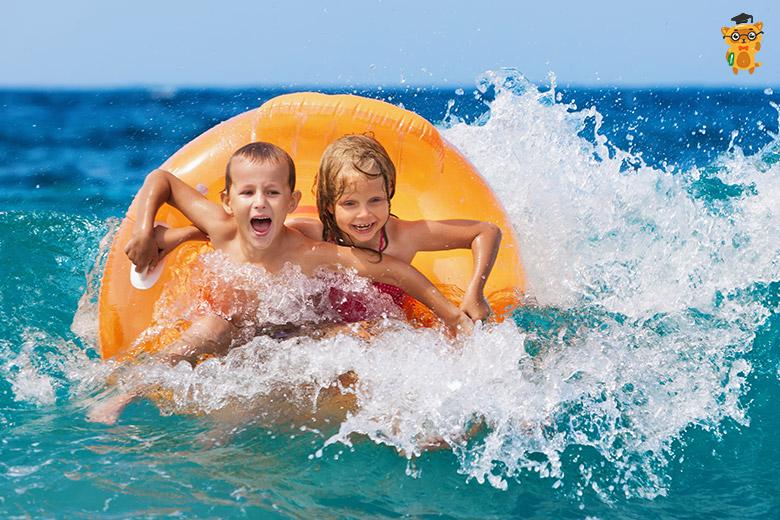 Что нужно знать о безопасности ребенка возле воды? - Learning.ua