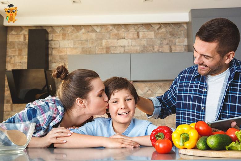Учимся хвалить ребенка правильно - Learning.ua