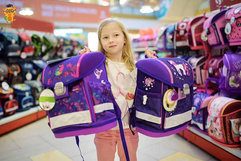 Как выбрать качественный и удобный школьный рюкзак? - Learning.ua