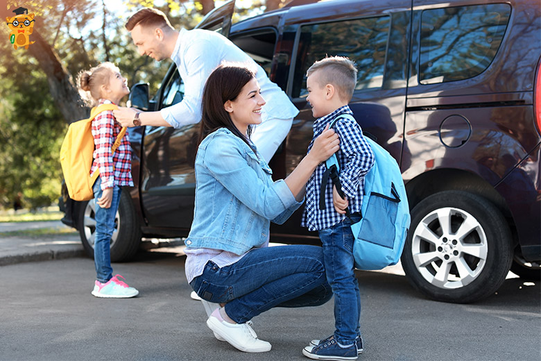 Как помочь детям спокойно и безопасно вернуться в школу? - Learning.ua