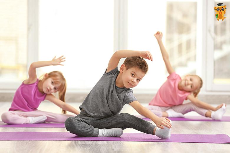 8 позитивных эффектов от занятий детской йогой - Learning.ua