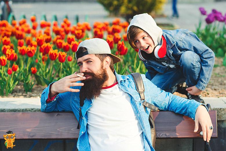 Влияние табачного дыма на здоровье детей - Learning.ua