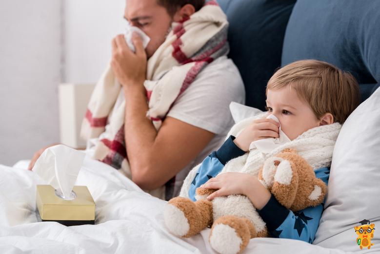 Простуда, грипп и ОРВИ