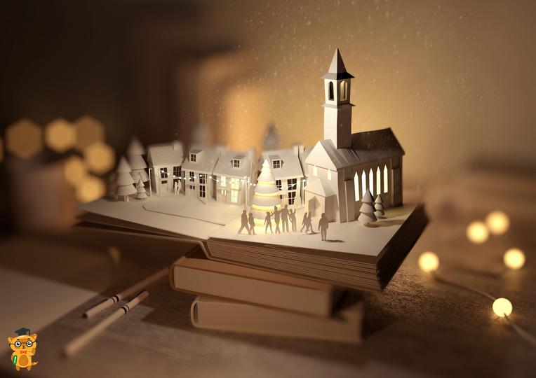Дитячі книги у форматі поп-ап: особливості та секрети створення на learning.ua